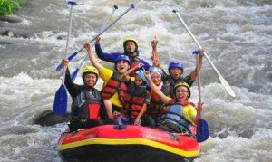 Paket Rafting Outbound Malang